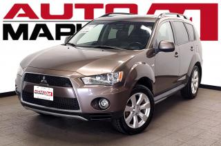 Used 2012 Mitsubishi Outlander ES 4WD Certified!Leather!AWD!WeApproveAllCredit! for sale in Guelph, ON
