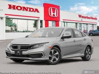 Used 2021 Honda Civic SEDAN LX for sale in Waterloo, ON