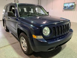 Used 2015 Jeep Patriot Sport 2WD #Clean Carfax #Low Kms for sale in Brandon, MB