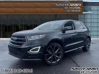 Used 2015 Ford Edge SPORT for sale in Saint-Jean-sur-Richelieu, QC