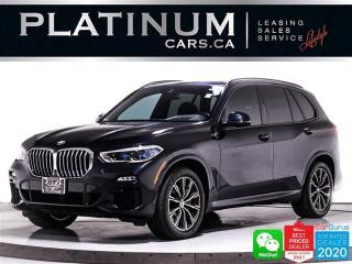 Used 2019 BMW X5 xDrive40i, MSPORT, AWD, BMW DISPLAY KEY, PANO for sale in Toronto, ON