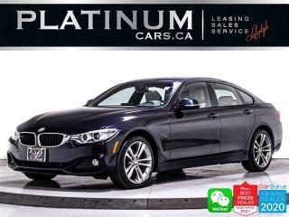 Used 2016 BMW 4 Series 428i xDrive Gran Coupe, AWD, NAV, HEATED, SUNROOF for sale in Toronto, ON