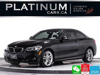 Used 2017 BMW 2-Series 230i xDrive, AWD, M-SPORT PKG, HEATED, KEYLESS ENT for sale in Toronto, ON