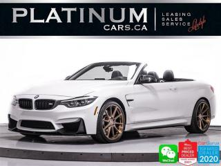 Used 2018 BMW M4 444HP, ULTIMATE PKG, COMPETITION PKG, TITANIUM EXH for sale in Toronto, ON