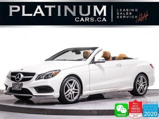 Used 2014 Mercedes-Benz E-Class E350, RWD, NAV, AMG PKG, HEATED for sale in Toronto, ON