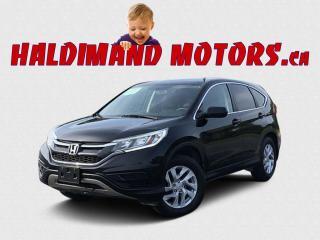 Used 2015 Honda CR-V SE AWD for sale in Cayuga, ON