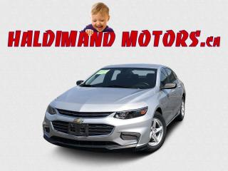 Used 2018 Chevrolet Malibu LS 2WD for sale in Cayuga, ON