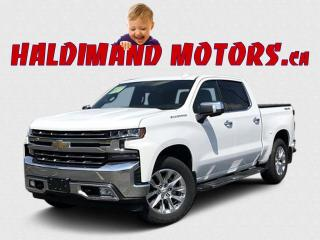 Used 2019 Chevrolet Silverado 1500 LTZ Crew Cab 4WD for sale in Cayuga, ON