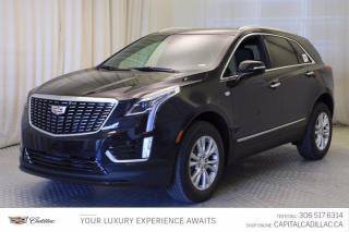 New 2022 Cadillac XT5 AWD Luxury for sale in Regina, SK
