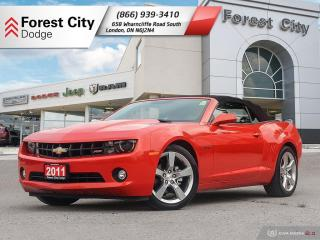 Used 2011 Chevrolet Camaro LT2 for sale in London, ON