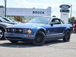 Used 2007 Ford Mustang for sale in Niagara Falls, ON
