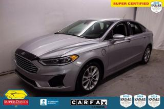 Used 2020 Ford Fusion Energi SEL for sale in Dartmouth, NS