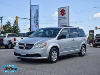 Used 2011 Dodge Grand Caravan SXT ~Dual Zone Air ~Full Stow 'N Go ~ONLY 96,000KM for sale in Barrie, ON