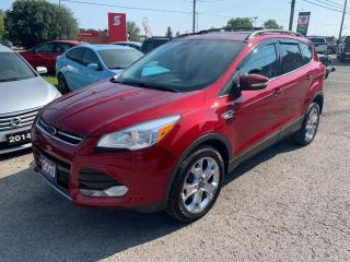 Used 2013 Ford Escape SEL for sale in Peterborough, ON