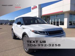 Used 2017 Land Rover Evoque HSE HSE for sale in Prince Albert, SK