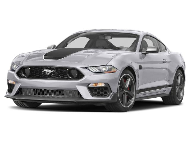 2021 Ford Mustang COUPE FASTBACK MACH 1