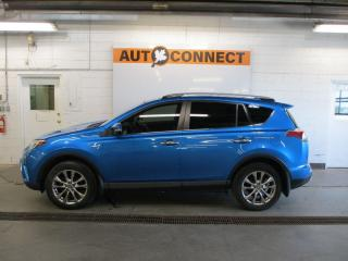 Used 2016 Toyota RAV4 Hybrid Limited AWD for sale in Peterborough, ON