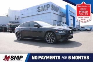 Used 2017 Jaguar XE R-Sport - AWD, Leather, Nav, Sunroof, Winter Tire Pkg for sale in Saskatoon, SK