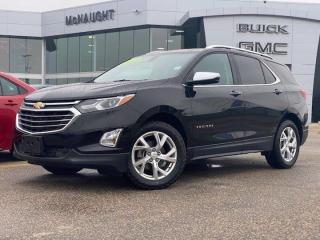 Used 2018 Chevrolet Equinox Premier | Heated Seats | Remote Start | for sale in Winnipeg, MB
