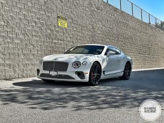 Used 2020 Bentley Continental GT V8 for sale in Vancouver, BC