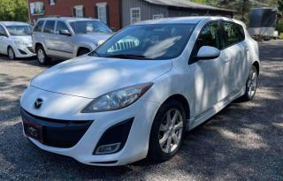 Used 2011 Mazda MAZDA3 s Touring for sale in Tiny, ON