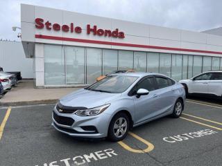 Used 2017 Chevrolet Cruze LS for sale in St. John's, NL