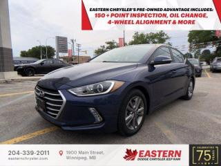 Used 2018 Hyundai Elantra GL | Backup Camera | Heated Seats | for sale in Winnipeg, MB