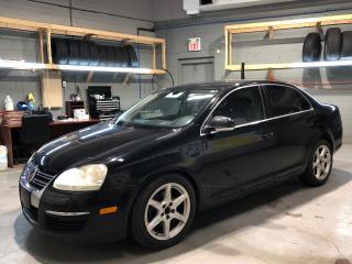 Used 2006 Volkswagen Jetta **AS IS SALE** Jetta 2.5 * 5 Speed Manual * Cruise Control * Heated Cloth Seats * Heated Mirrors * Power Locks * Power Windows * Keyless Entry * Sunro for sale in Cambridge, ON
