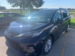 New 2021 Toyota Sienna XSE AWD 7-Pass With Tech Package for sale in Portage la Prairie, MB