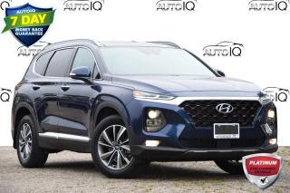 Used 2019 Hyundai Santa Fe Luxury LUXURY | AWD | LEATHER | PANORAMIC SUNROOF | for sale in Kitchener, ON