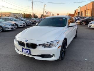 Used 2013 BMW 3 Series 328ix, for sale in Hamilton, ON