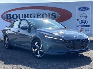 New 2022 Hyundai Elantra Ultimate Tech w/Two-Tone Interior for sale in Midland, ON
