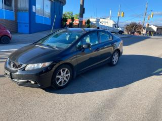Used 2013 Honda Civic Touring/NAV/CAMERA/SUNROOF/LEATHER/CERTIFIED for sale in Toronto, ON