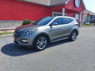 Used 2017 Hyundai Santa Fe Sport Limited for sale in Cornwall, ON