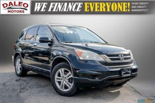 Used 2011 Honda CR-V EX / MOONROOF / MULIT-ZONE A/C / POWER DRIVE SEAT for sale in Hamilton, ON