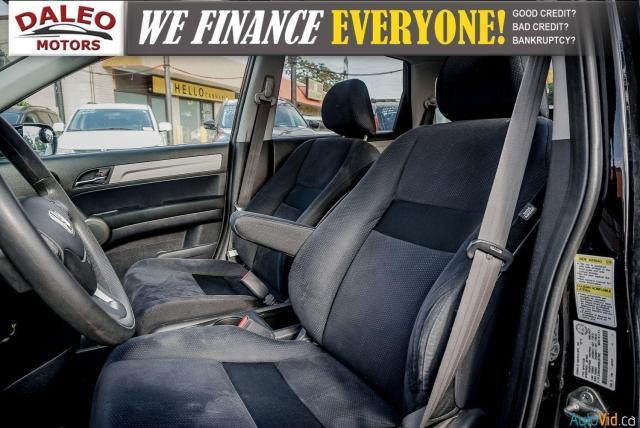 2011 Honda CR-V EX / MOONROOF / MULIT-ZONE A/C / POWER DRIVE SEAT Photo13
