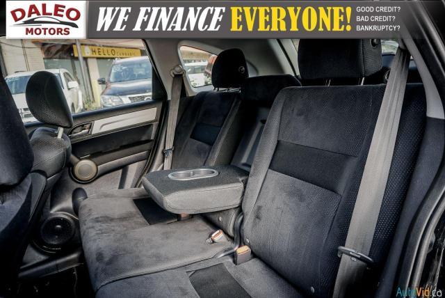 2011 Honda CR-V EX / MOONROOF / MULIT-ZONE A/C / POWER DRIVE SEAT Photo16