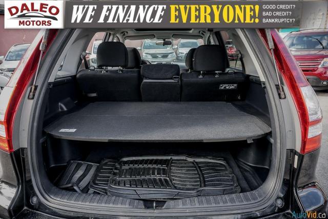 2011 Honda CR-V EX / MOONROOF / MULIT-ZONE A/C / POWER DRIVE SEAT Photo17