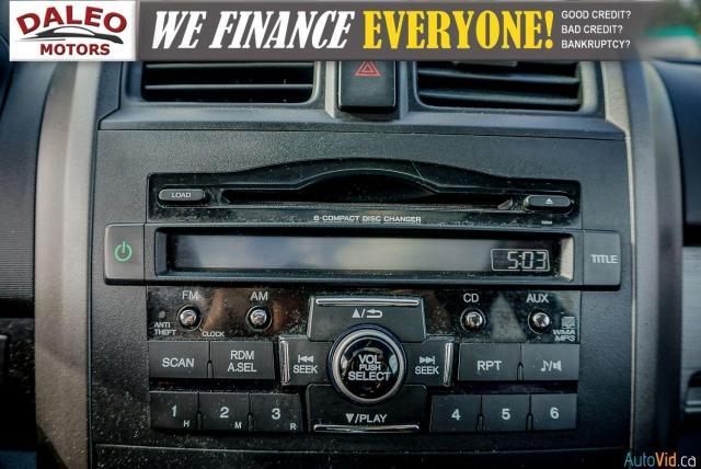2011 Honda CR-V EX / MOONROOF / MULIT-ZONE A/C / POWER DRIVE SEAT Photo24