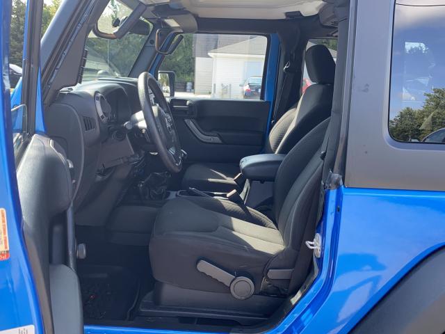 2015 Jeep Wrangler SPORT Photo6