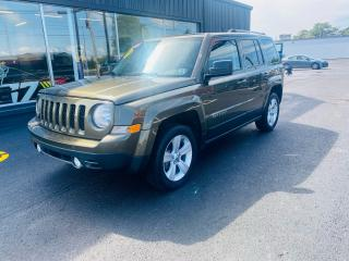 Used 2016 Jeep Patriot North / 4x4 / CLEAN CAR FAX! for sale in Truro, NS
