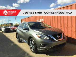 Used 2018 Nissan Murano PLATINUM, AWD, NAVIGATION for sale in Edmonton, AB