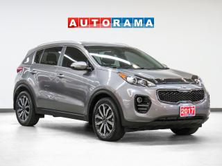 Used 2017 Kia Sportage EX AWD Leather Backup Camera for sale in Toronto, ON