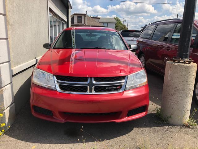 2012 Dodge Avenger  Photo1