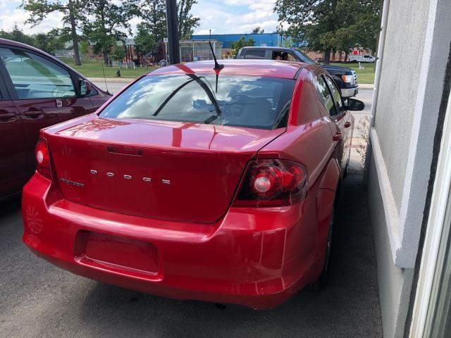2012 Dodge Avenger  Photo6