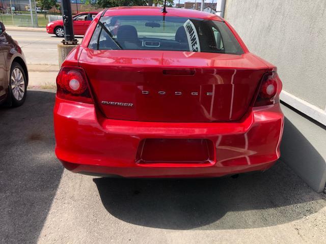 2012 Dodge Avenger  Photo4
