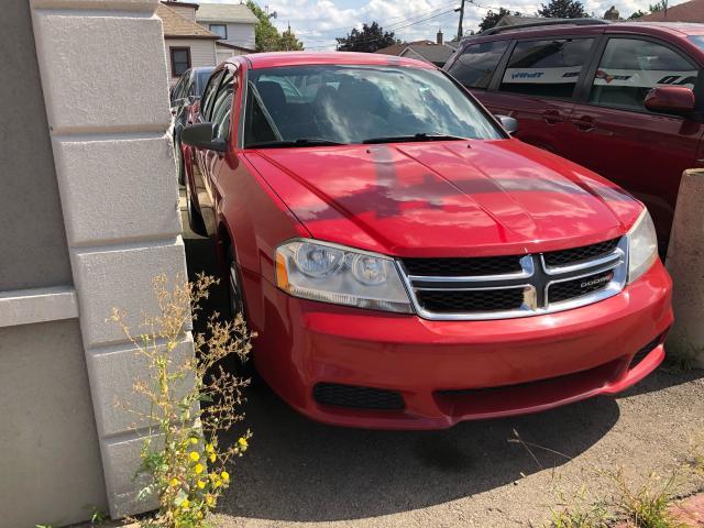 2012 Dodge Avenger  Photo2