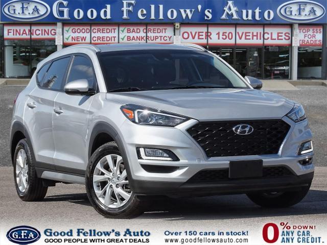 2019 Hyundai Tucson PREFERRED, REARVIEW CAMERA, BLIND SPOT ASSIST, LDW Photo1