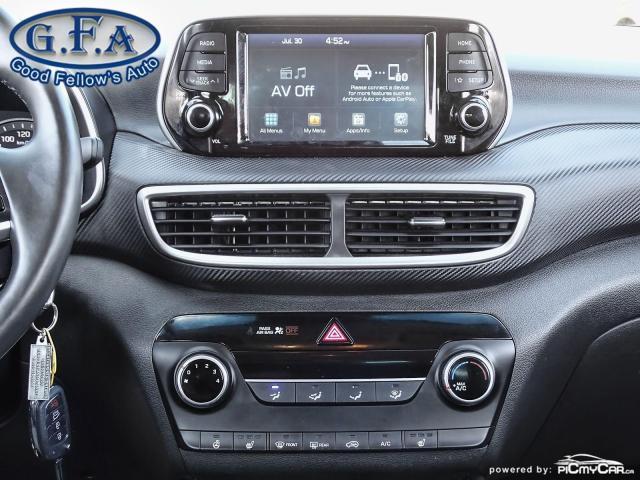 2019 Hyundai Tucson PREFERRED, REARVIEW CAMERA, BLIND SPOT ASSIST, LDW Photo13