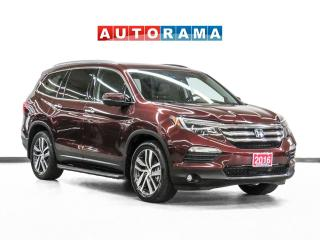 Used 2016 Honda Pilot Touring AWD Nav Leather Sunroof Backup Cam DVD for sale in Toronto, ON